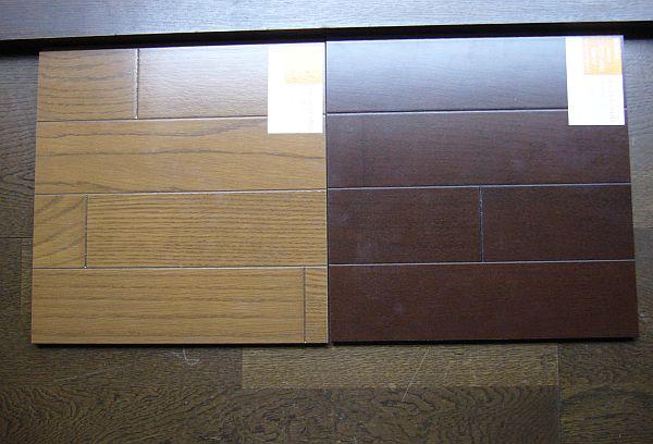 床材の決定
