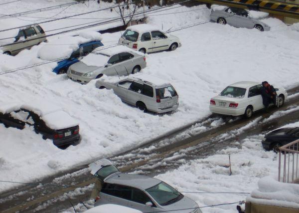 近くの駐車場